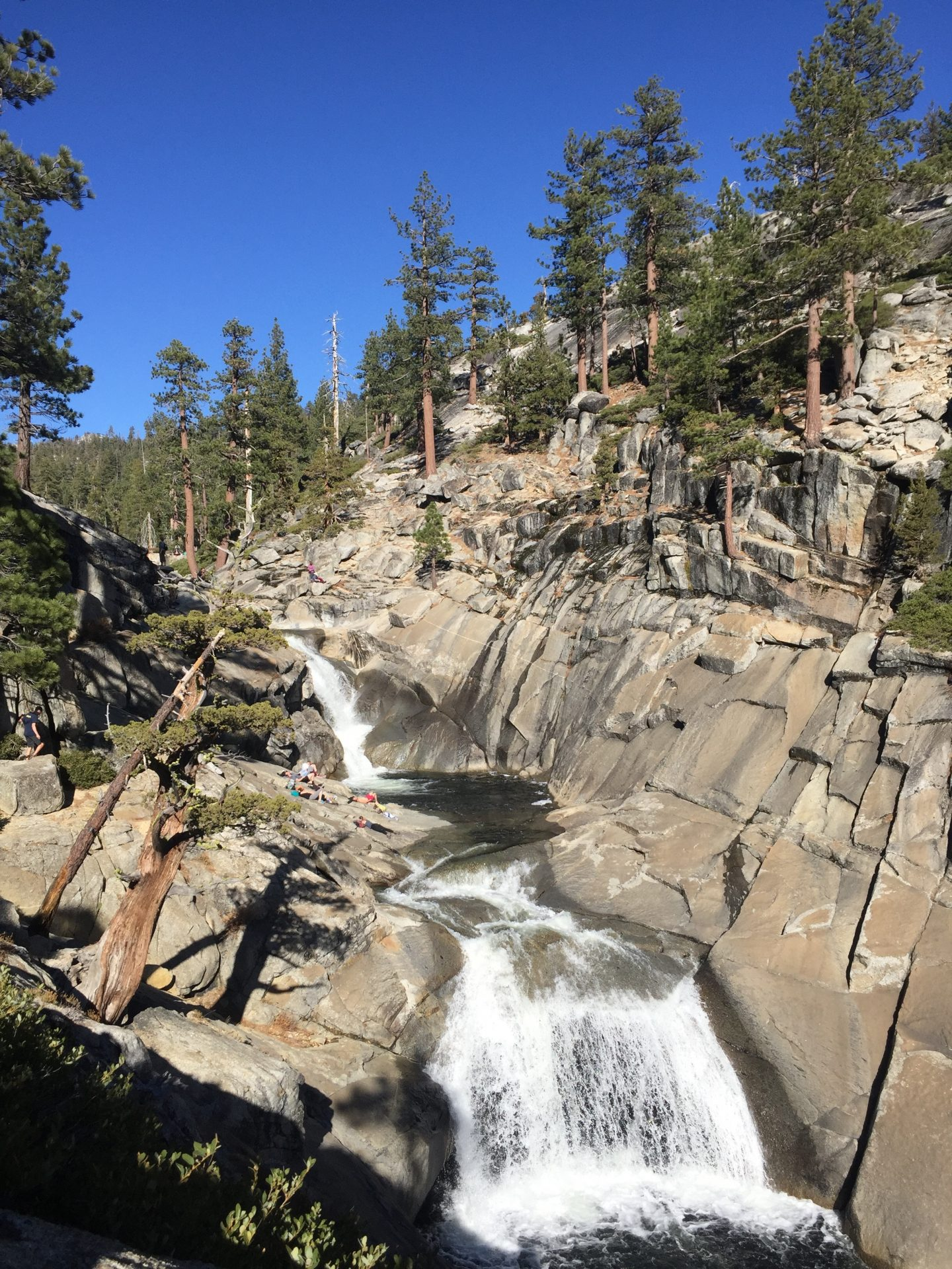 Upper Yosemite Falls Hike : Survival Guide