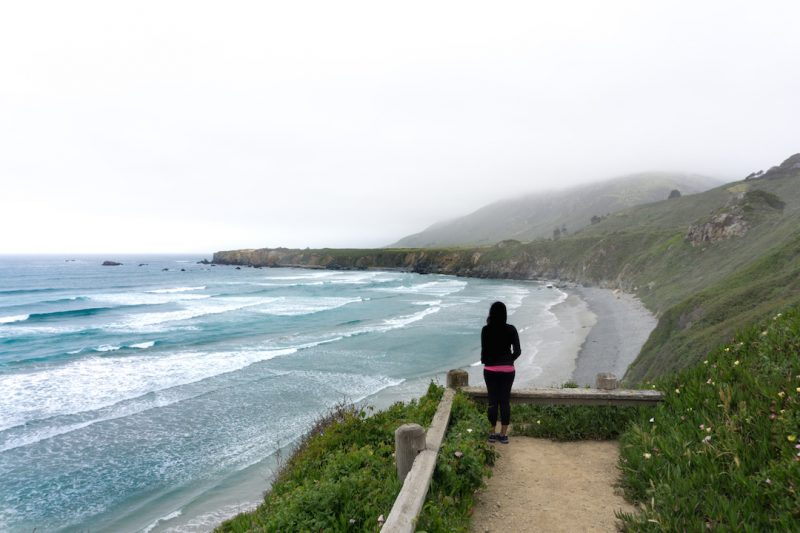 Glamping at Treebones in Big Sur, California
