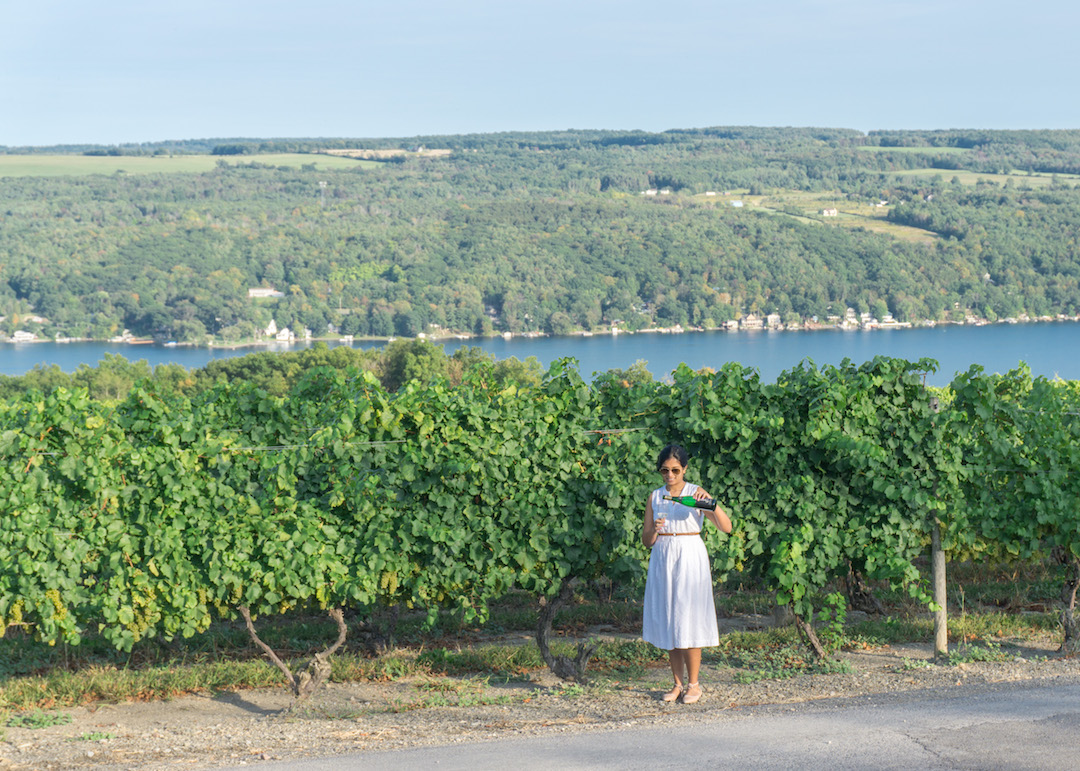 Why the Finger Lakes Region is a Perfect Romantic Getaway