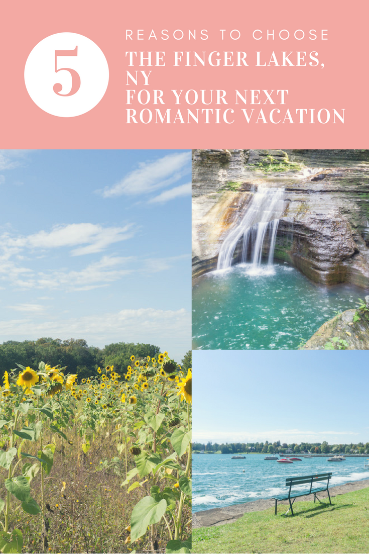 5 Reasons to Choose the Finger Lakes for Romantic Vacation