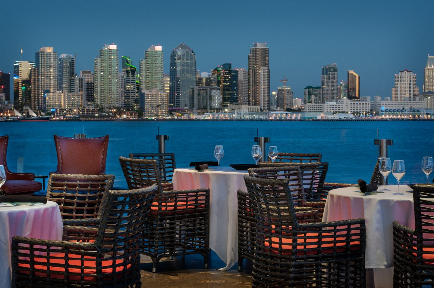 First Date Restaurants San Diego