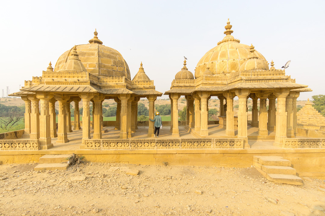 Royal_Cenotaphs_Jaisalmer_Her_Travel_Edit