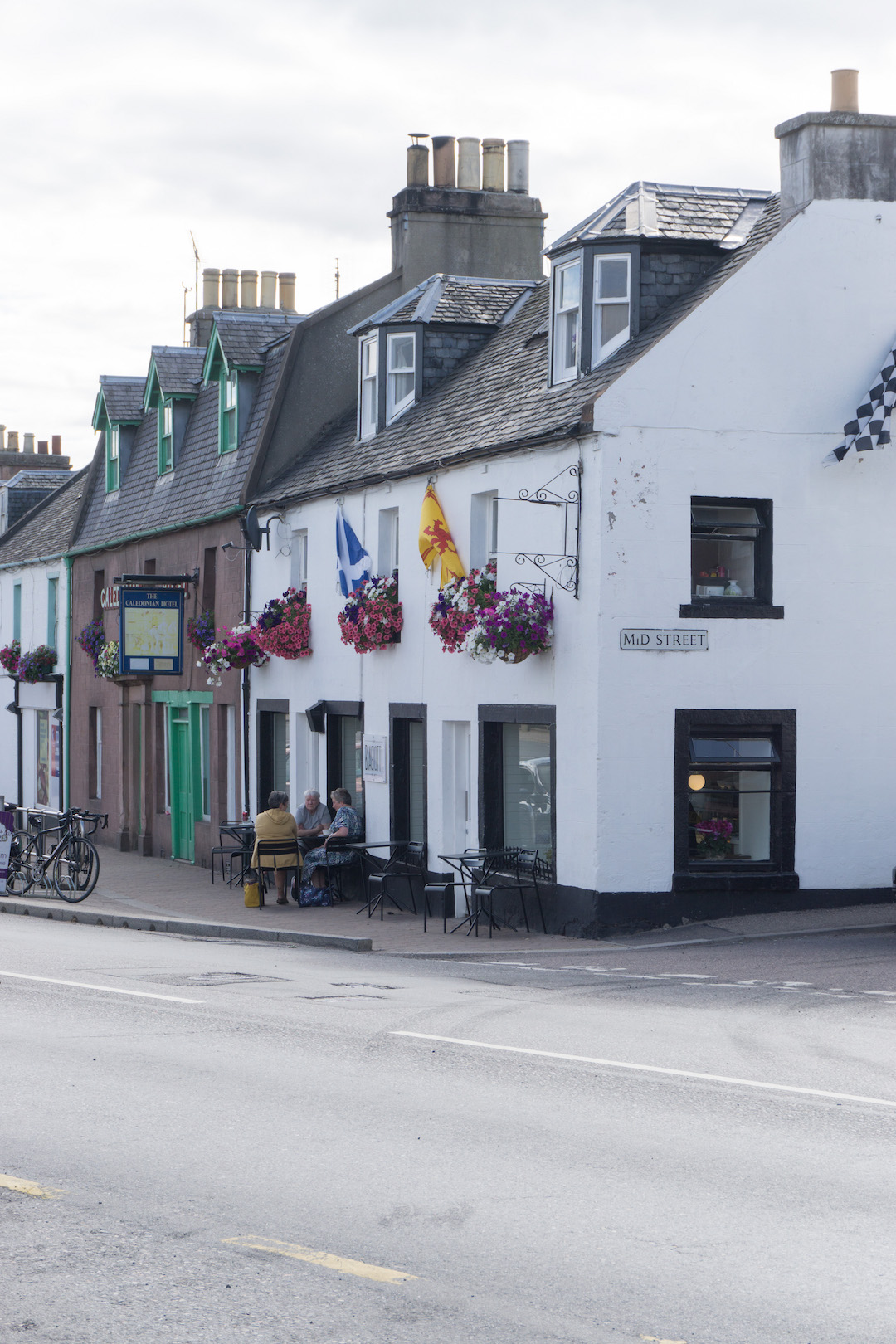 Beauly Village Scotland