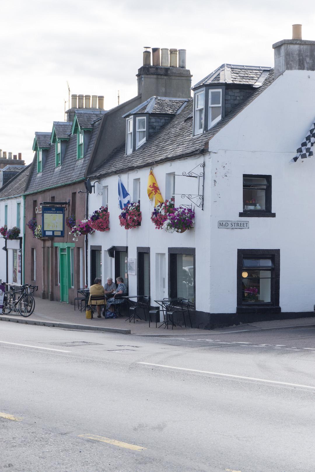 Beauly Village Scotland