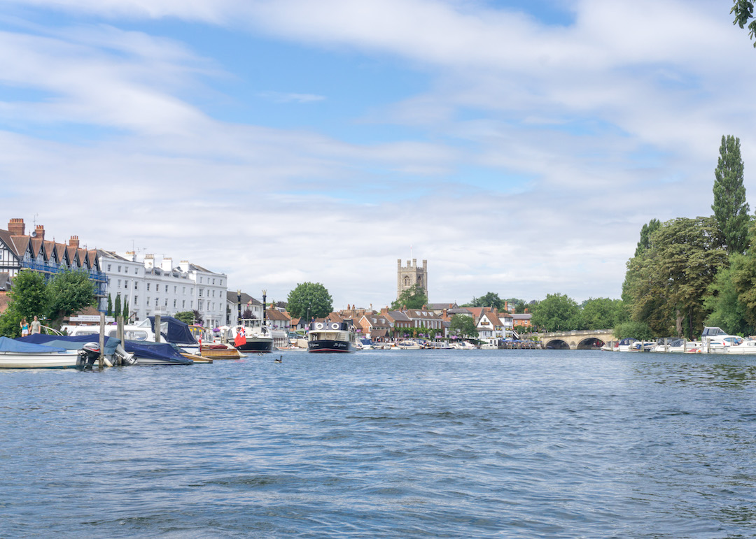 The Perfect Afternoon in Henley-on-Thames, England