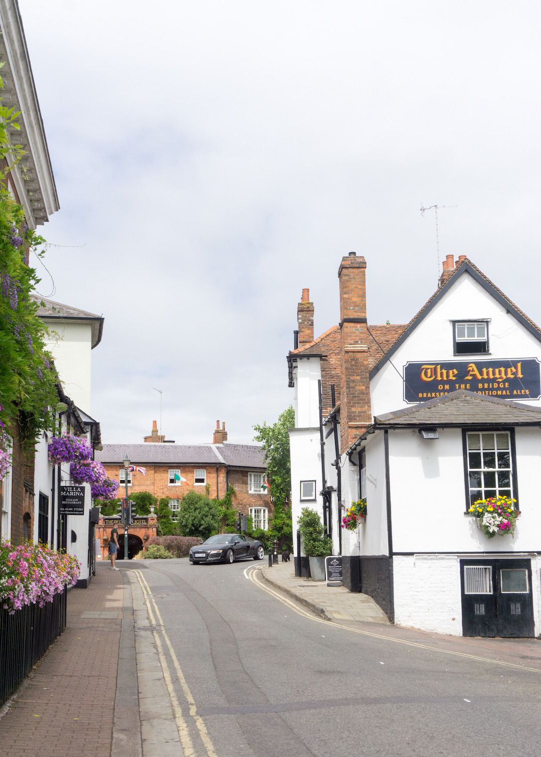 Streets in Henley on Thames