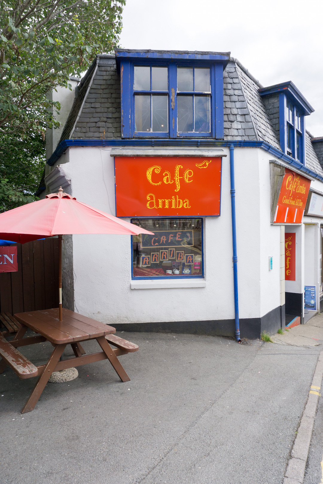 Cafe Ariba, Portree, Isle of Skye