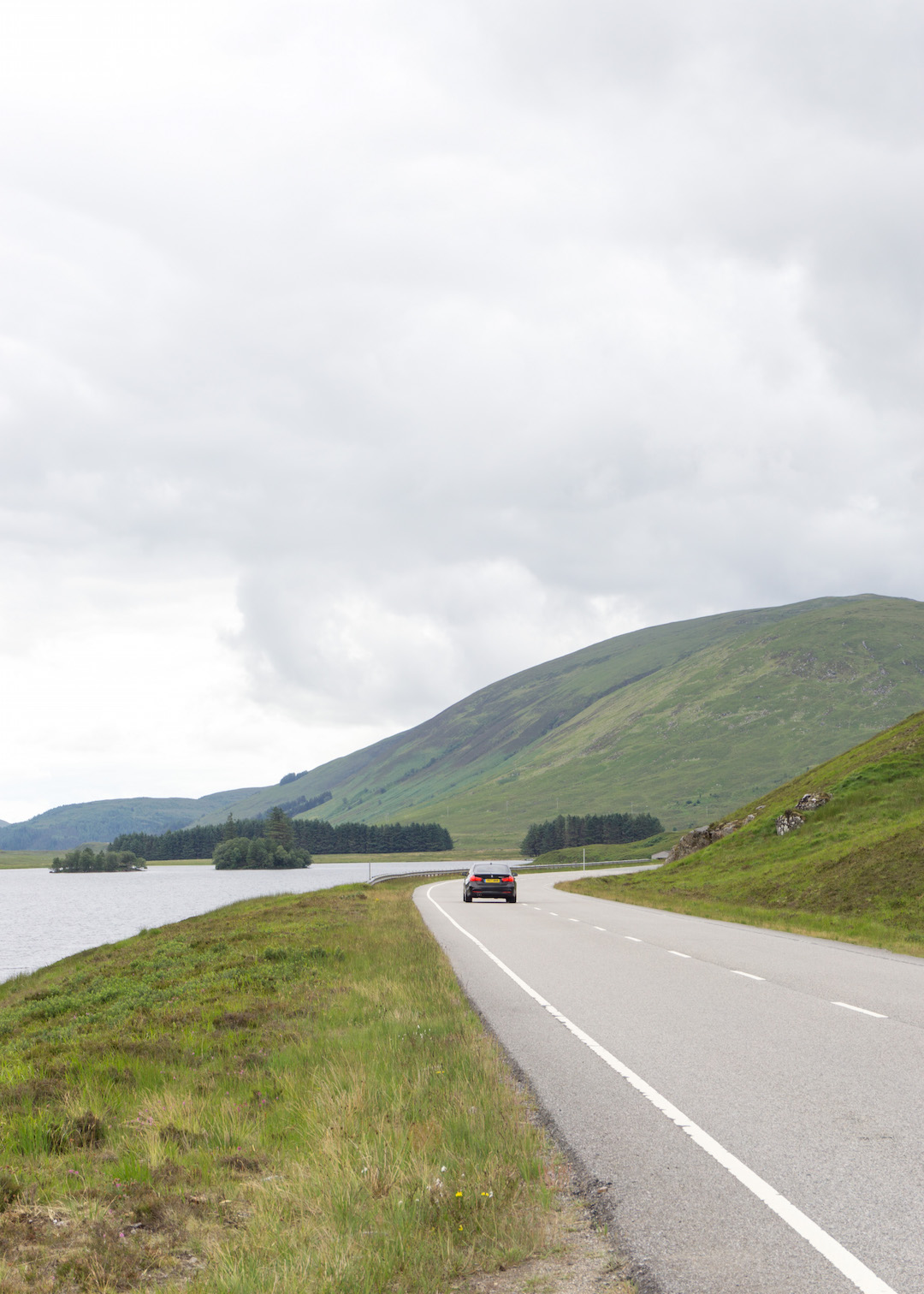 Scottish Highland Drives