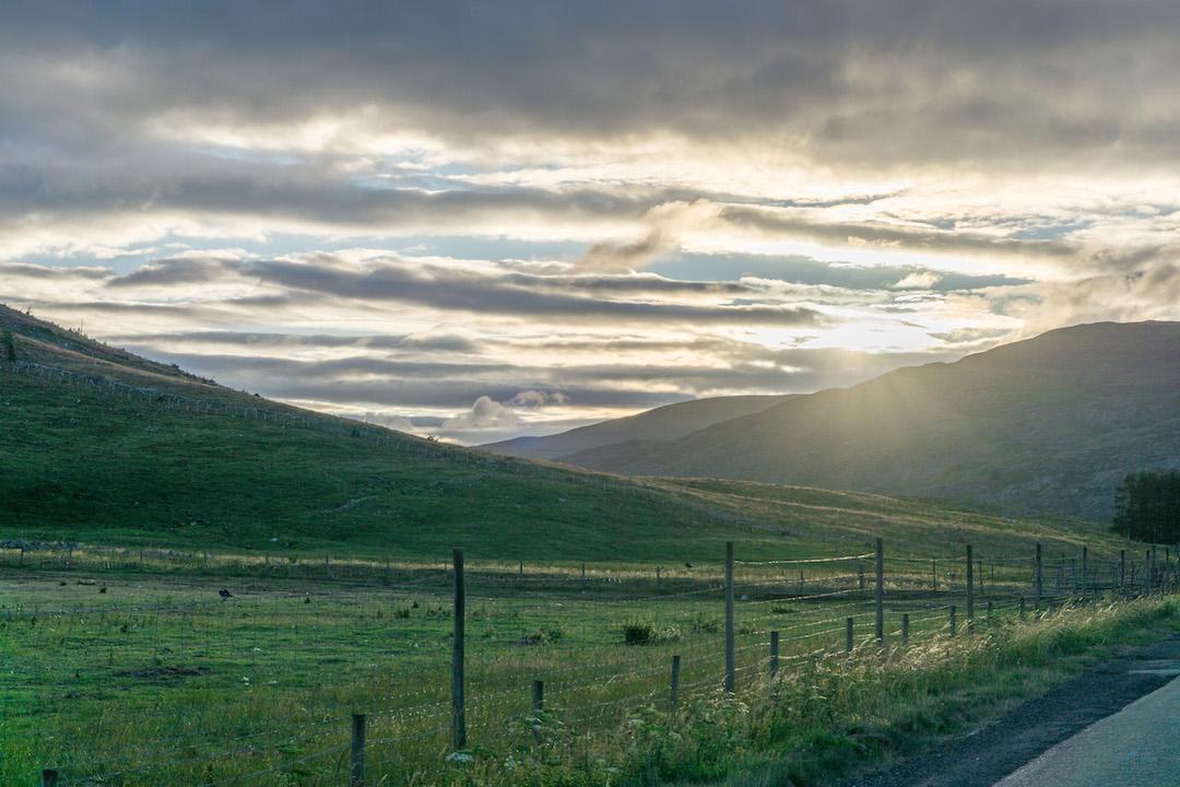 _Scottish Highlands Golden Hour