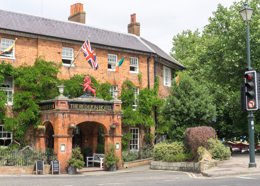 The Red Lion Hotel, Henley on Thames