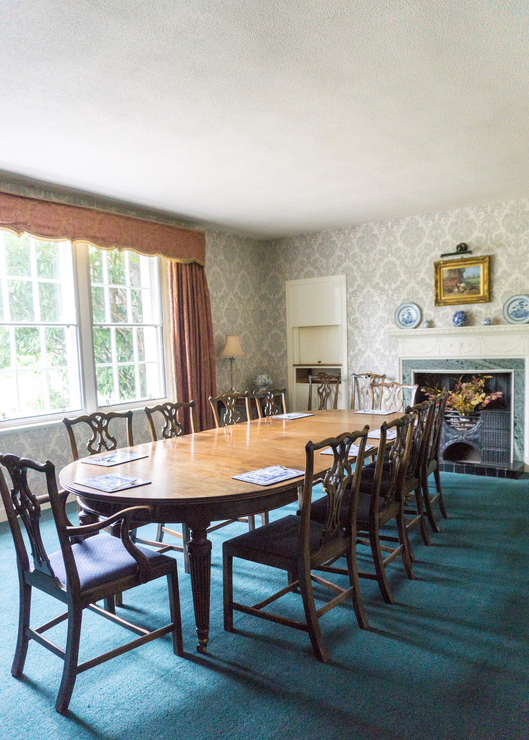 Tomatin House Dining Room