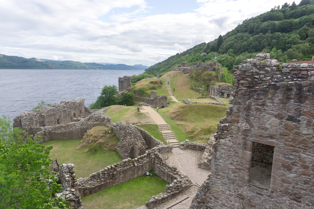 Urquhart Castle Grounds