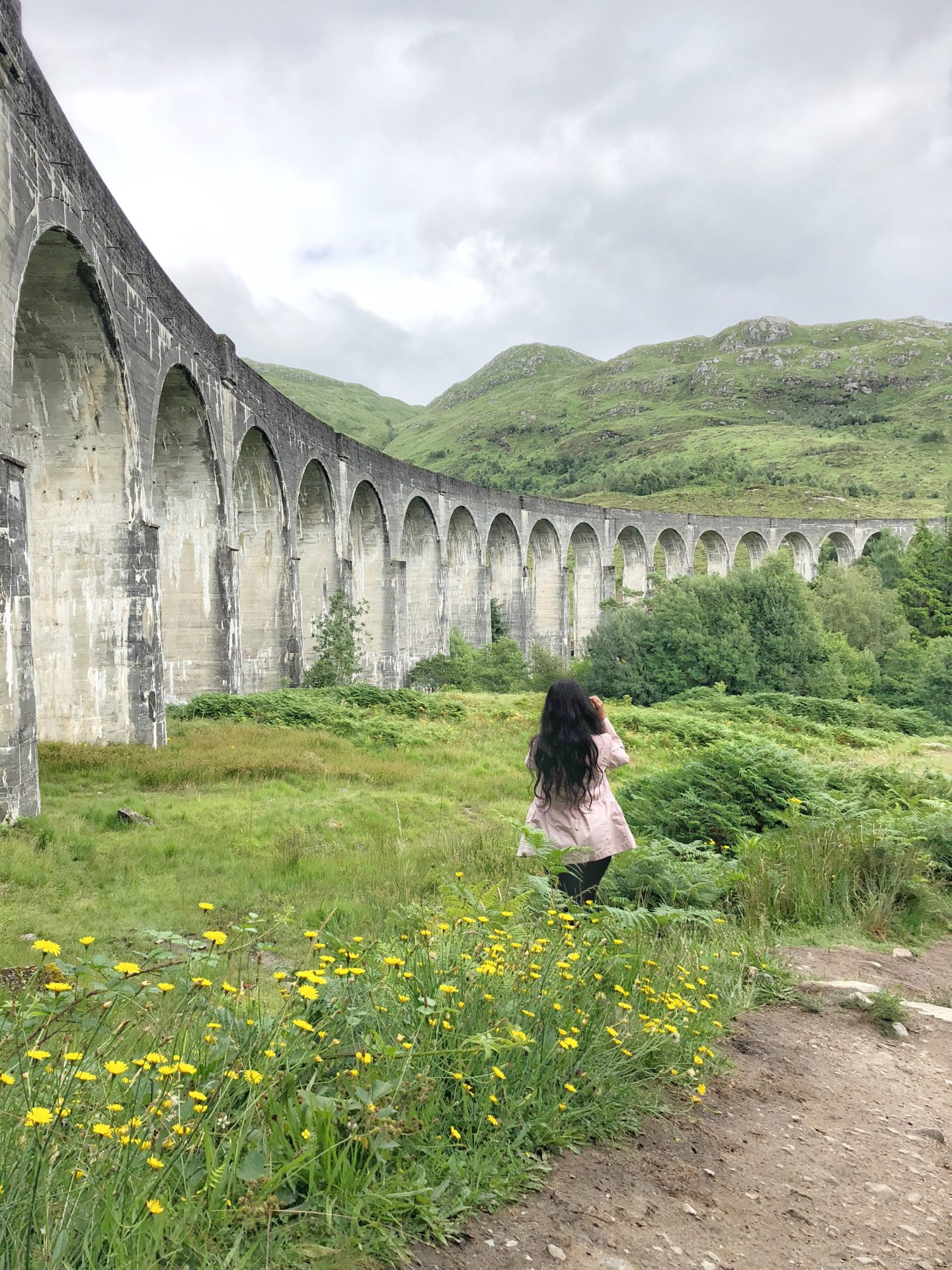 The Glenfinnan Viaduct : How to Get a Real Life Harry Potter Experience