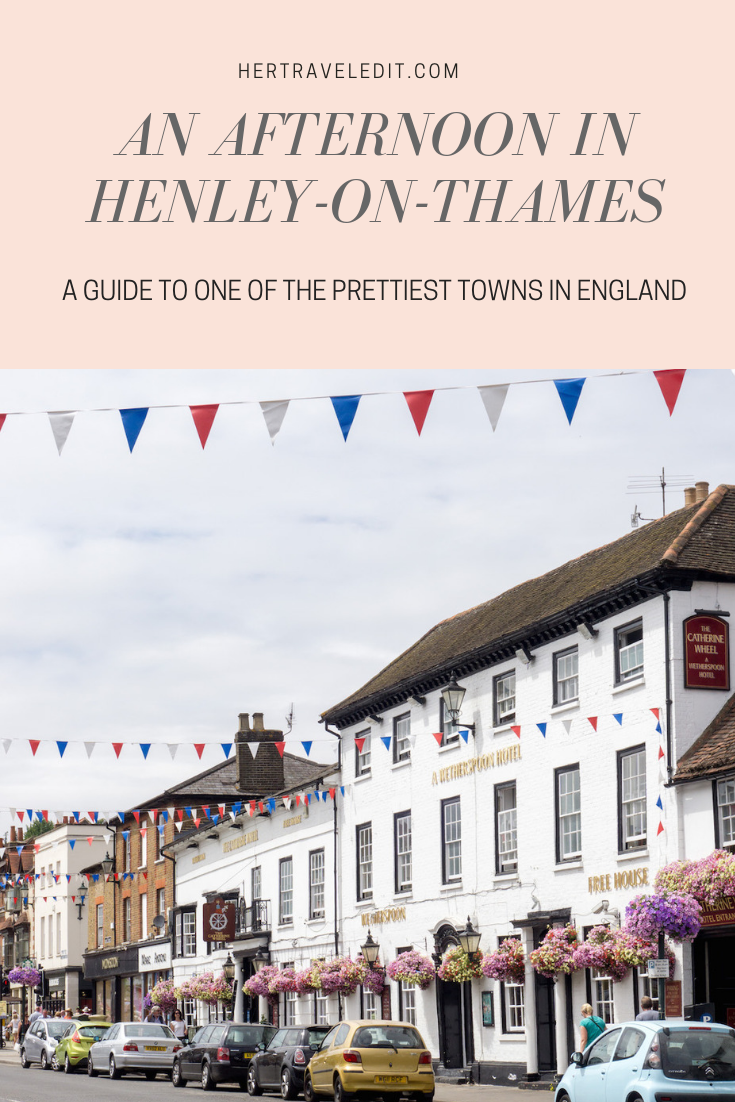 How to Spend the Perfect Afternoon in Henley on Thames
