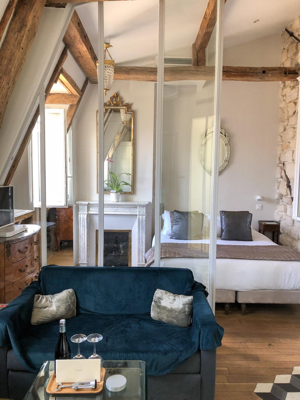 Our Airbnb in Le Marais Paris