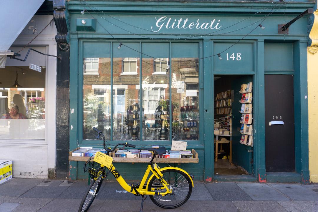 Glitterati in London