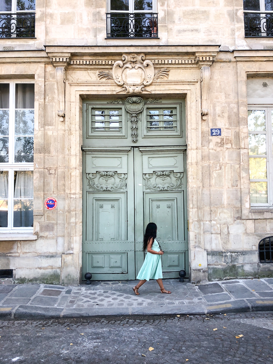 A Parisian Doors Photo Diary