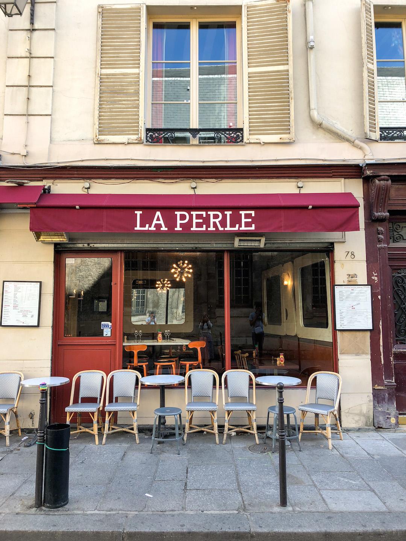 La Perle Le Marais Paris