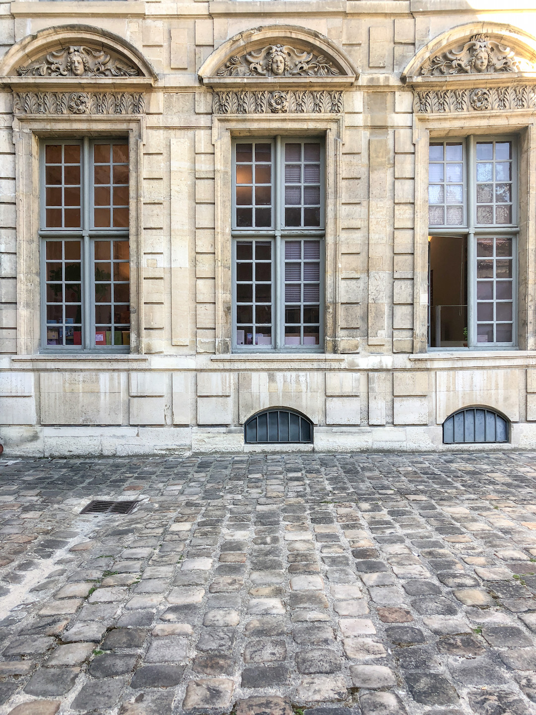 Hotel de Sully, Le Marais Paris