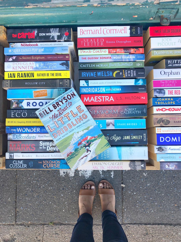 London Columbia Flower Market Books