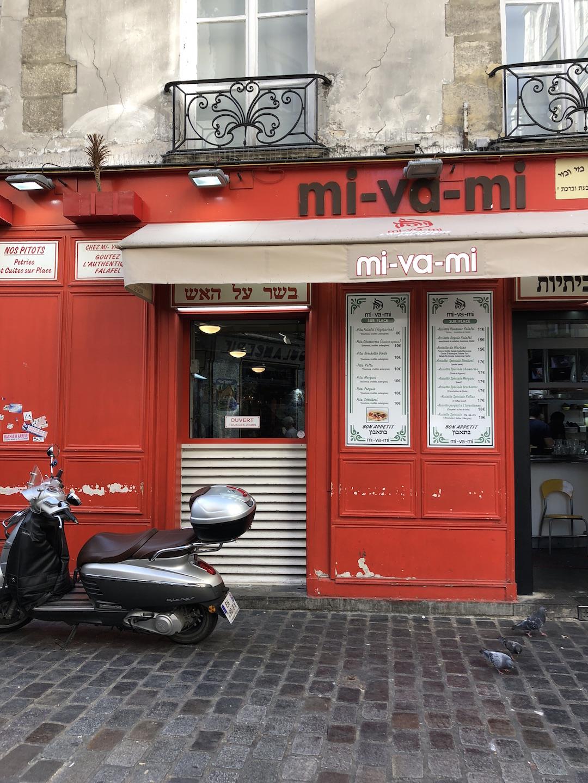 Mi Va Mi Paris