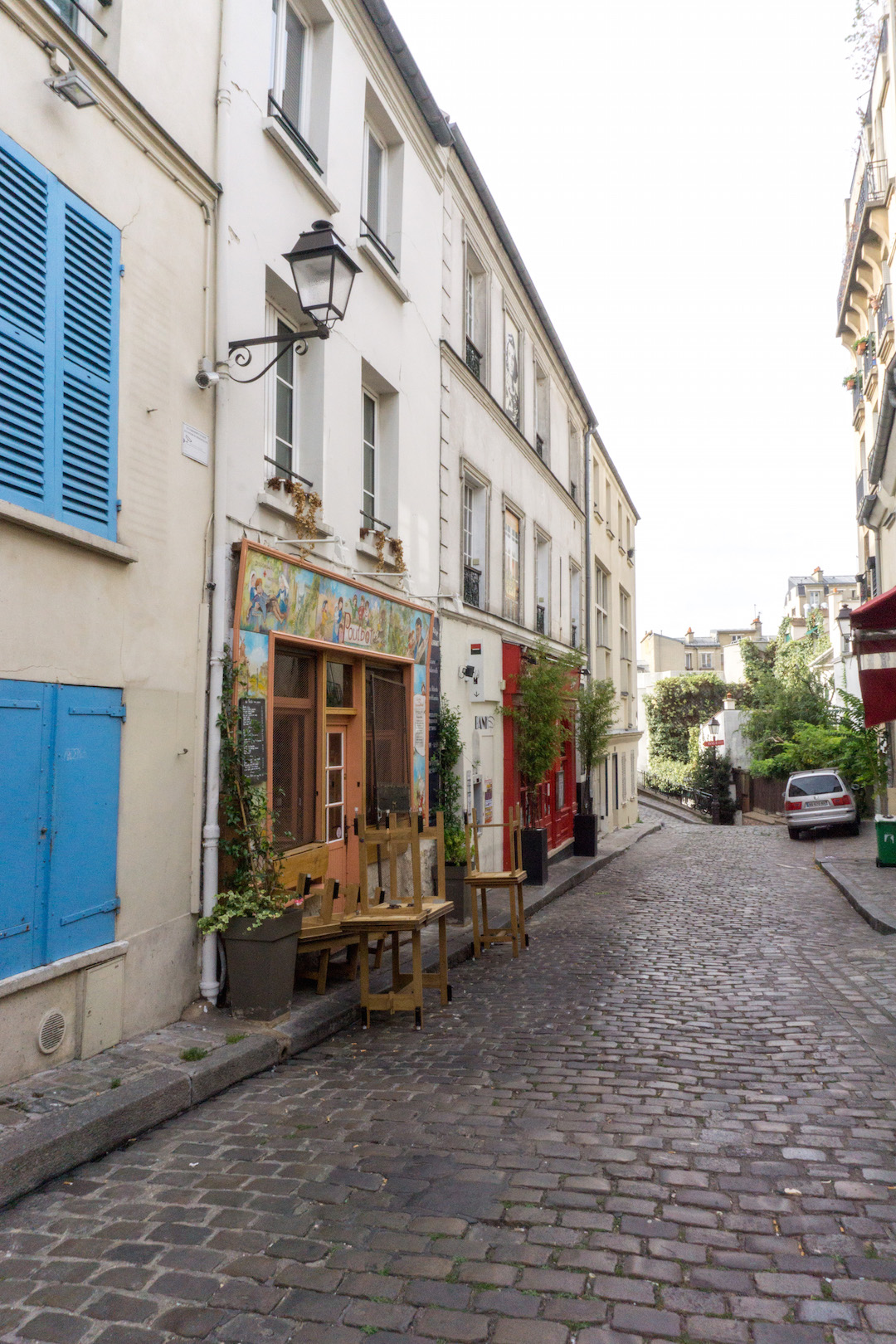 Montmarte Old Street