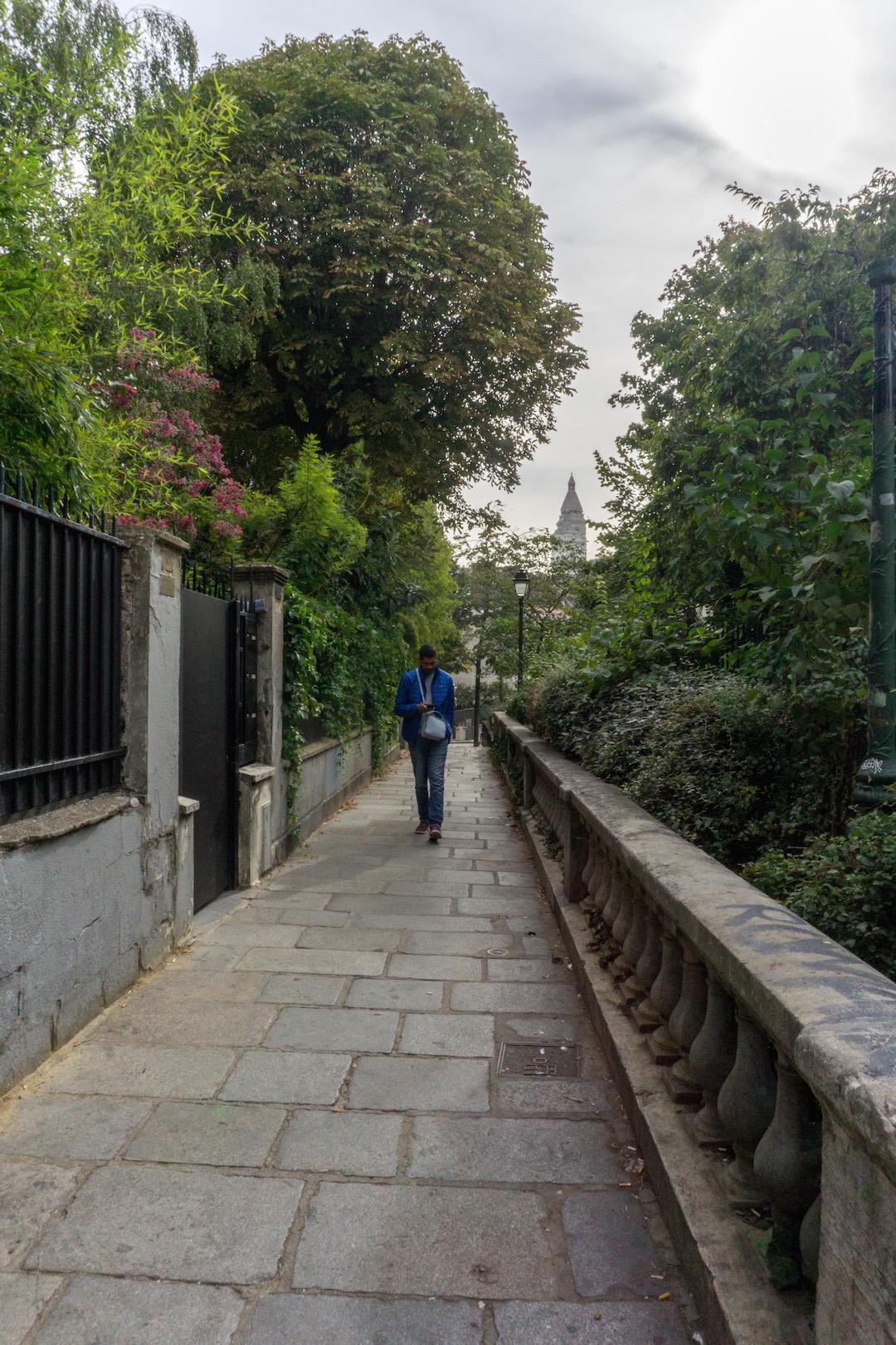 Montmarte Walk