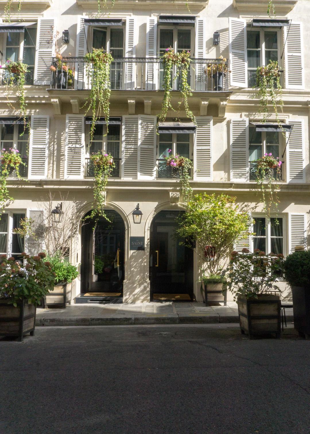 Paris 2nd Arr. Doors