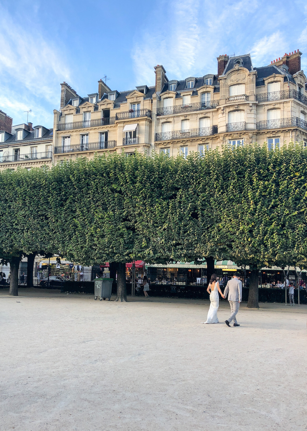 Wedding Photos at the Square Jean XXIII