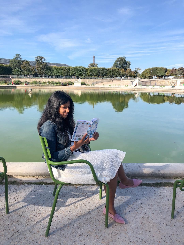 Ponds in Parisian Gardens