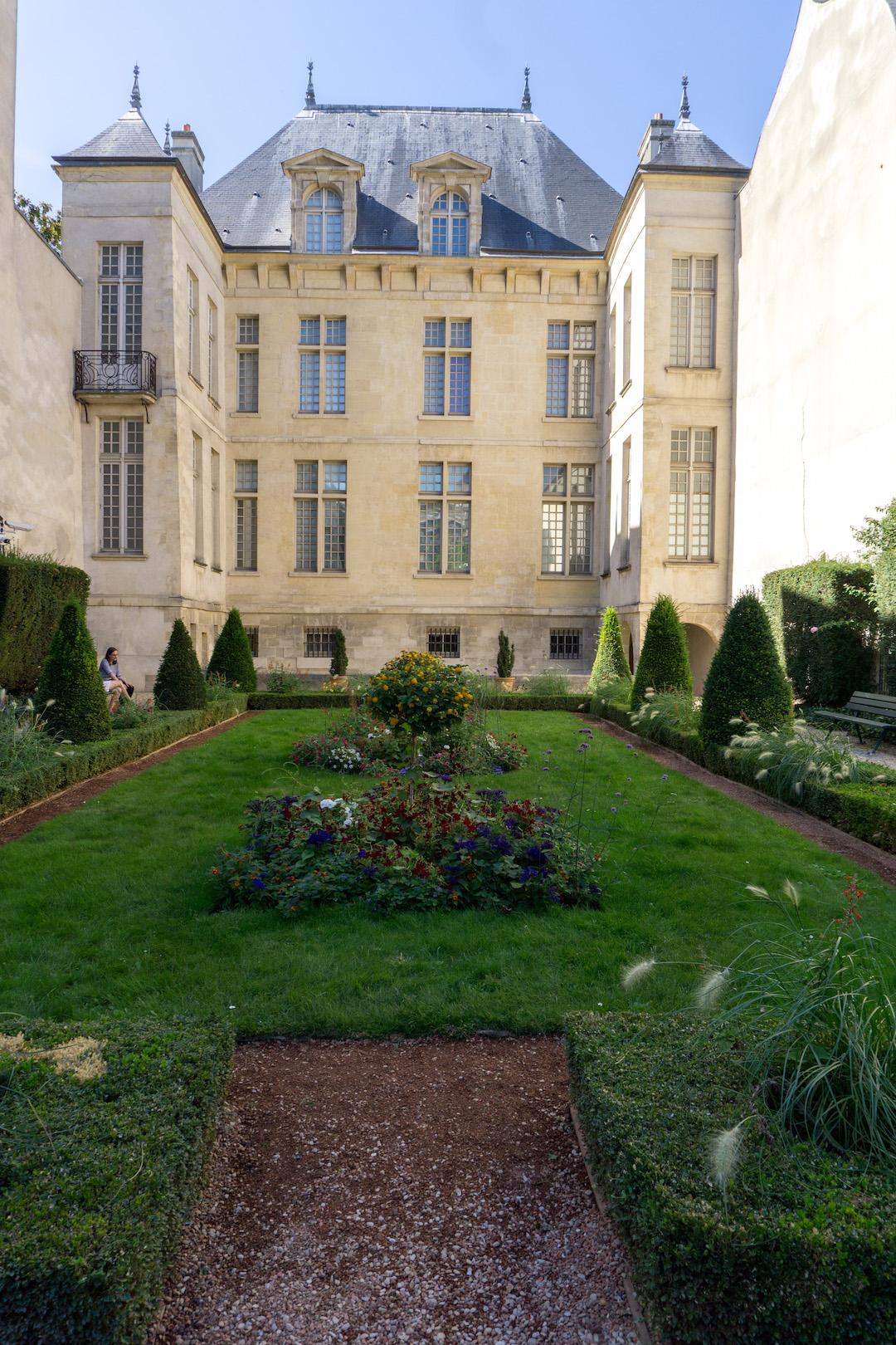 Secret Garden Le Marais