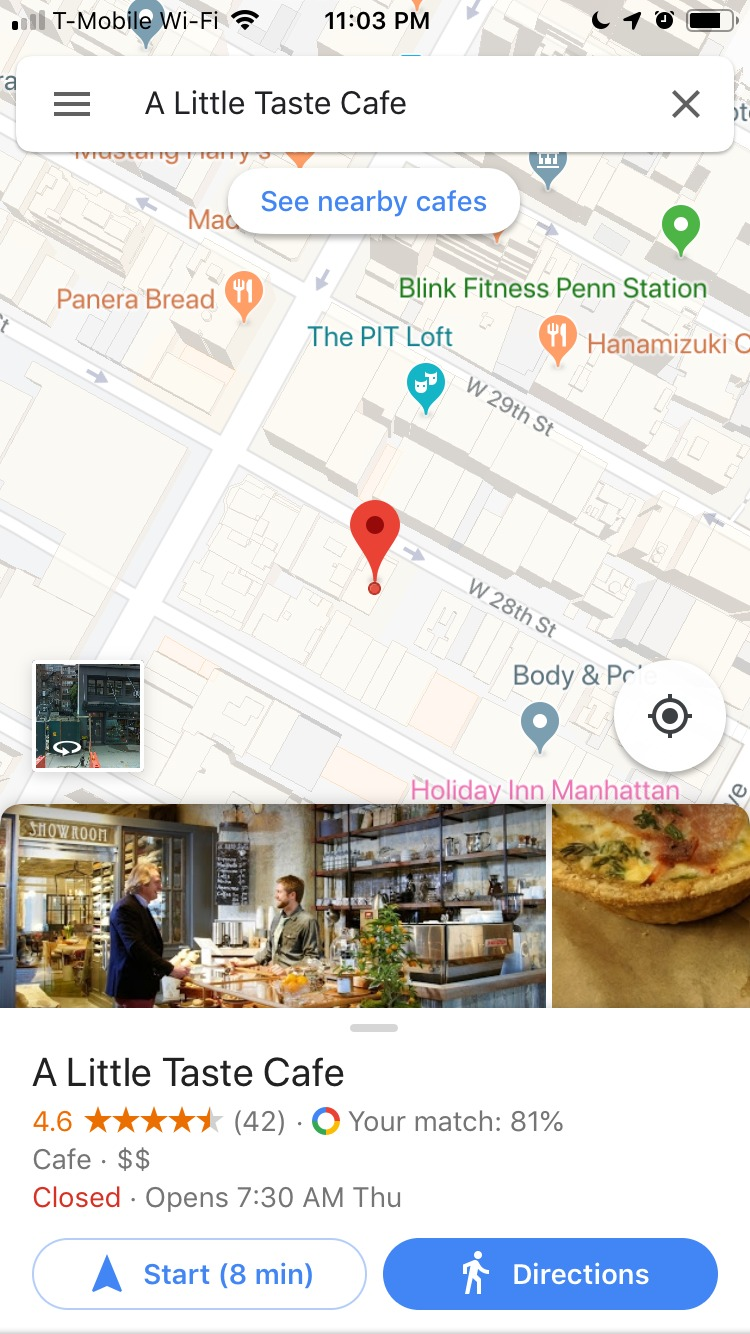 Google Maps Saving Places Guide