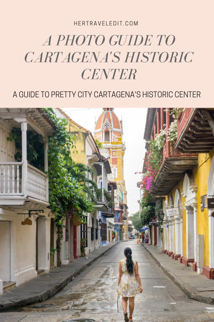 A Photo Guide to the Prettiest Spots in Cartagena's Historic Center