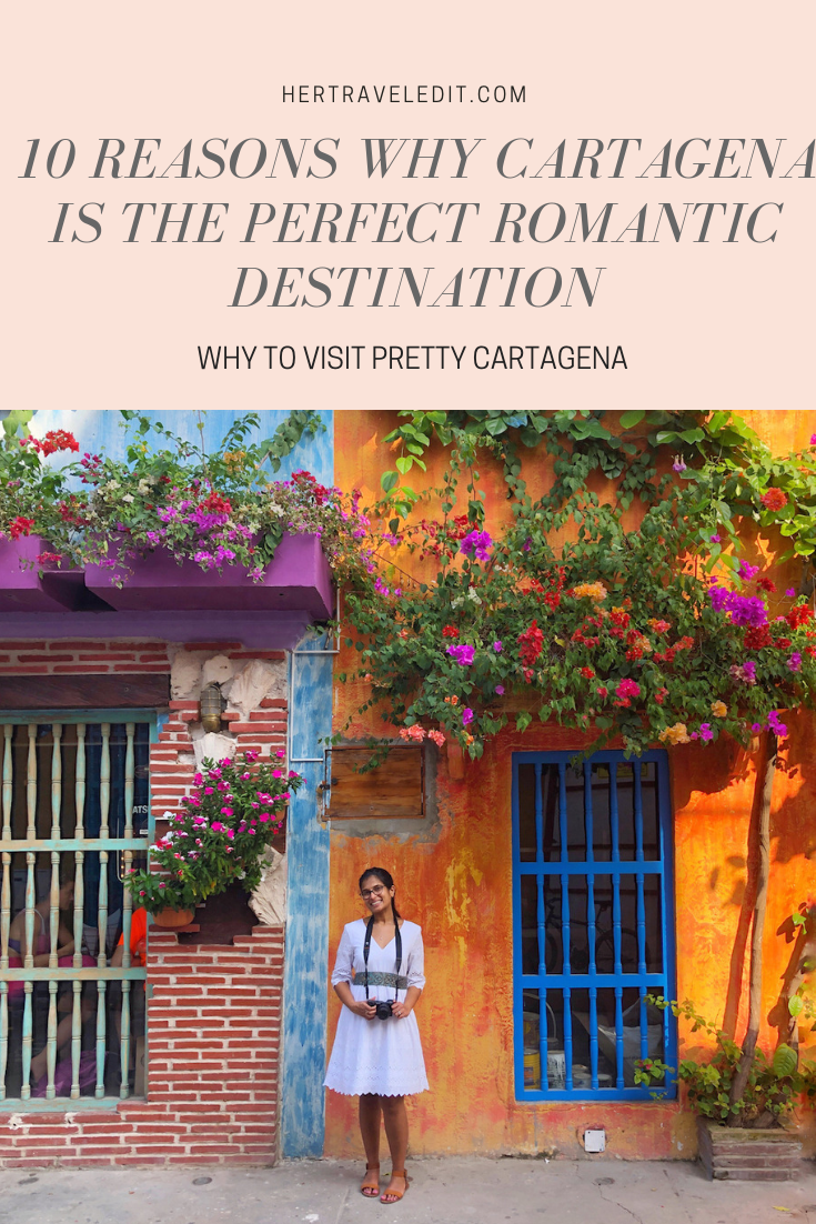 Why Cartagena is Perfect for a Romantic Vacation