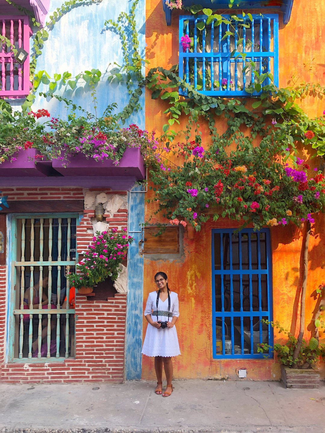 Where to Find the Prettiest Spots in Cartagena's Historic Center
