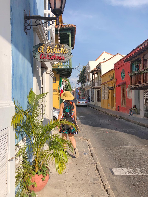Cartagena El Boliche Cebecheria