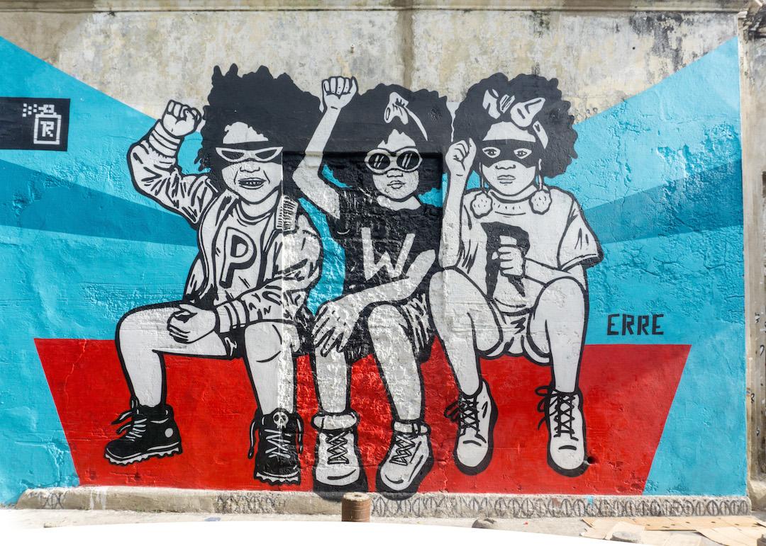 Cartagena Getsemani Street Art