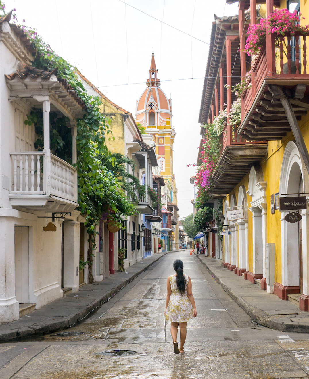 A Two Day Guide to the Delightful Cartagena, Colombia