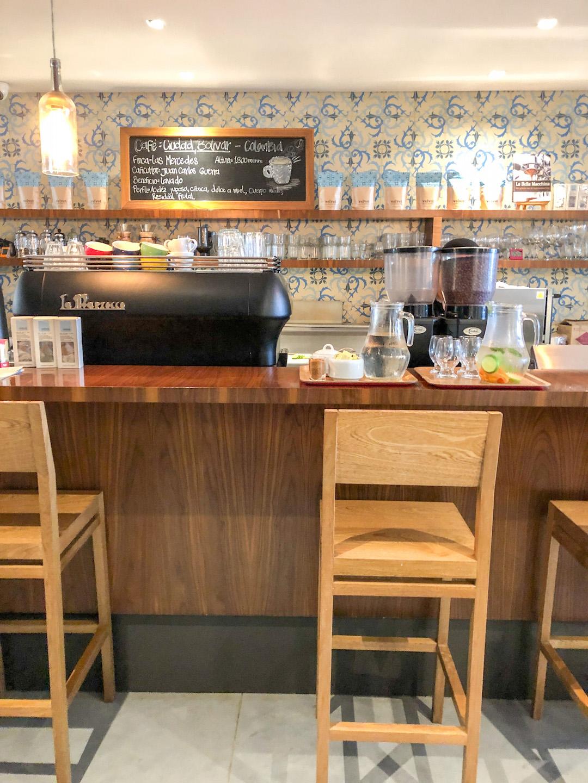 Medellin Cafe Velvet
