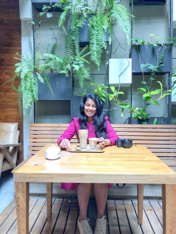 Cafe Velvet Garden Medellin