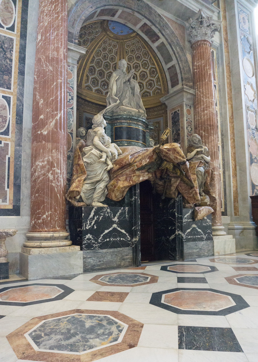 Bernini Sculpture Vatican Rome