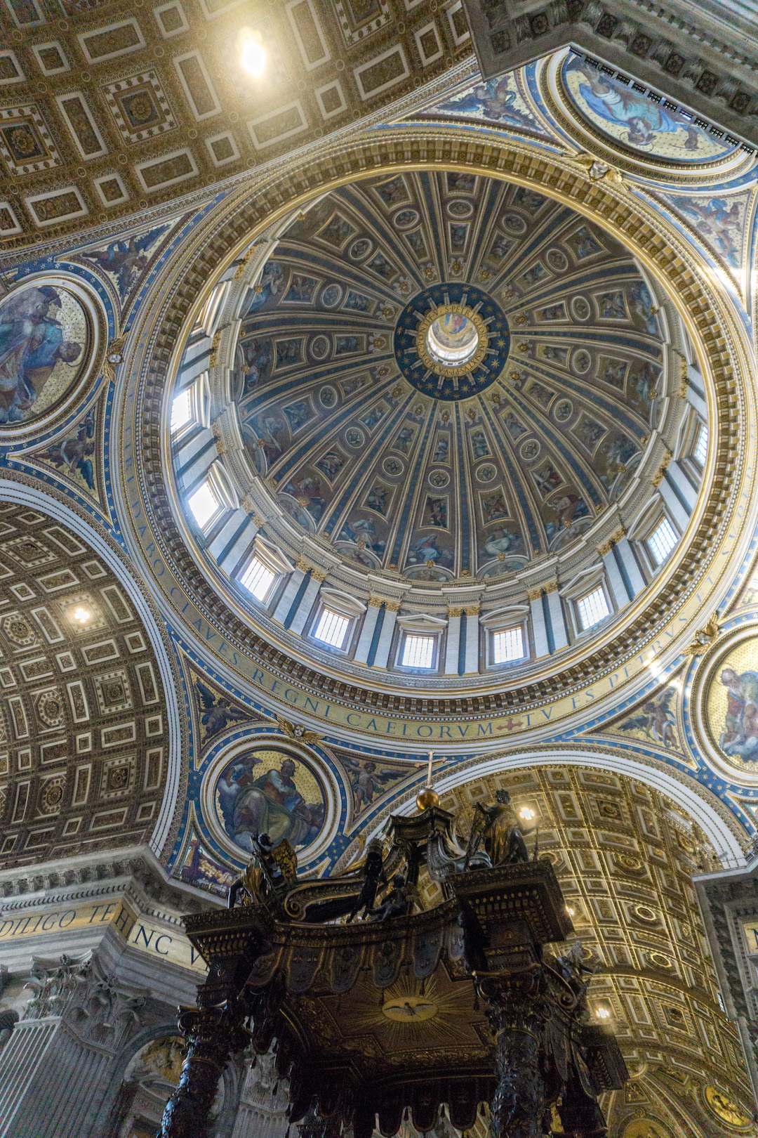 St Peters Dome Interior