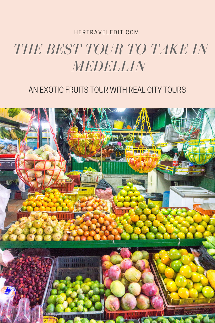 The One Tour You Must Take in Medellin - Exotic Fruits Tour by Real City Tours