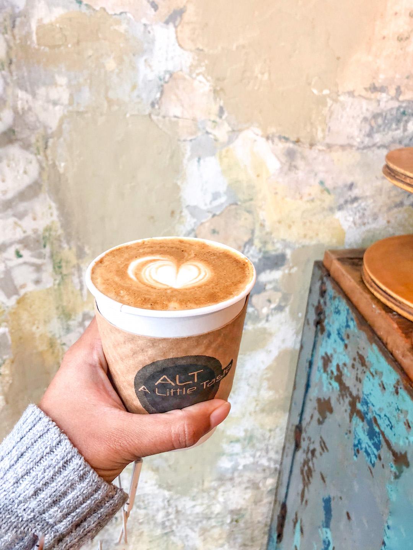 A Little Taste Cappuccino