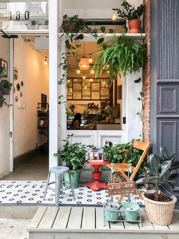 The Ten Best Coffee Shops in Manhattan