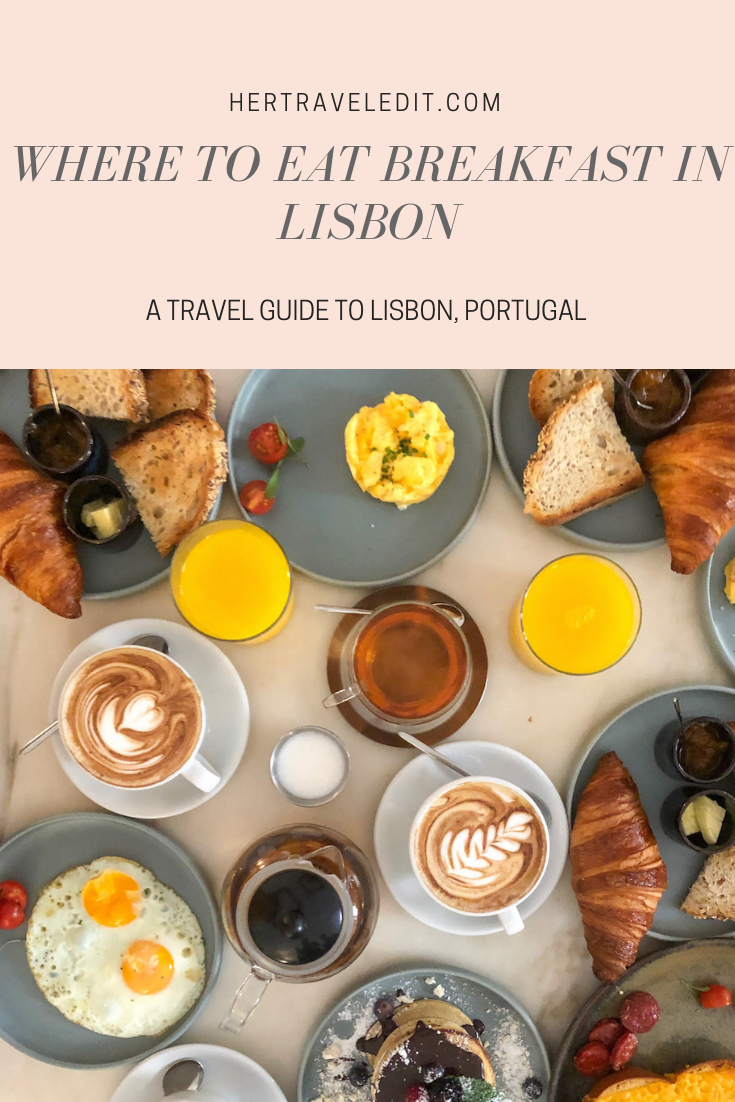 Where to Eat Breakfast in Lisbon