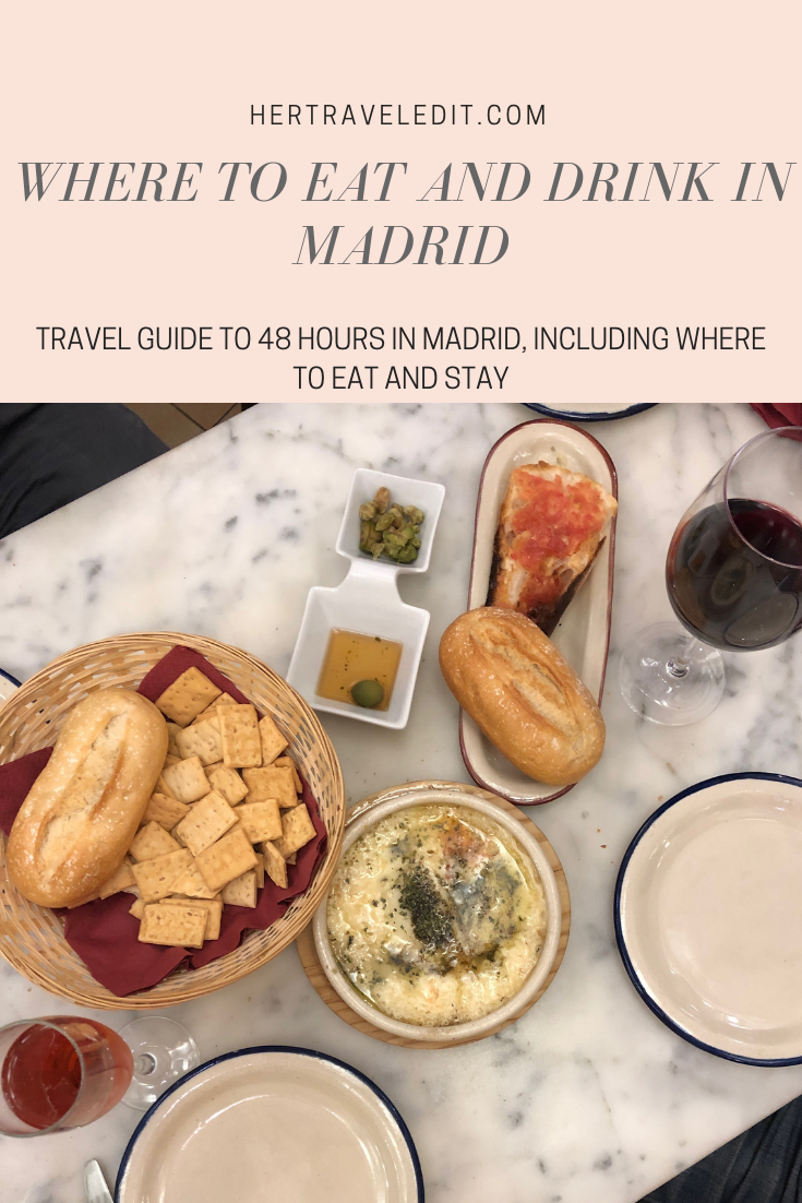 The Best Places to Eat and Drink in Madrid