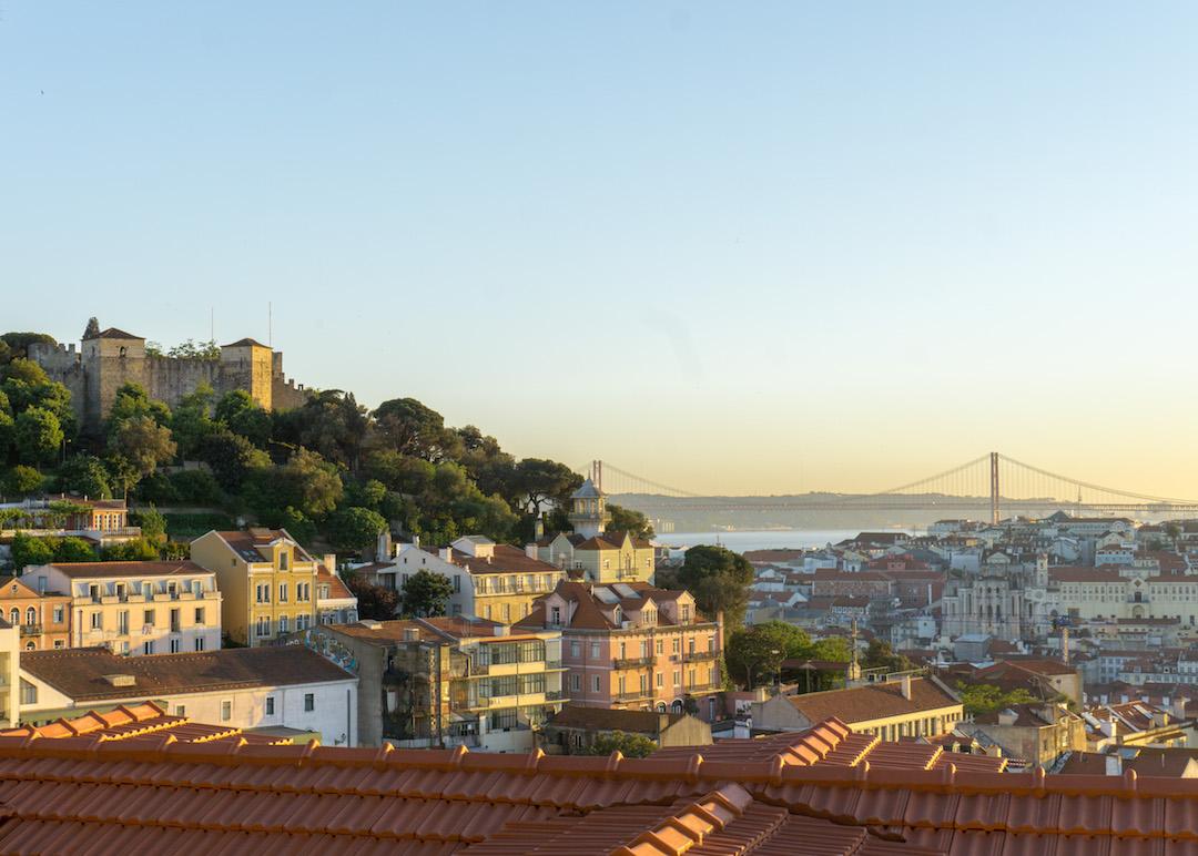 Miradouro Sophia de Mello Lisbon