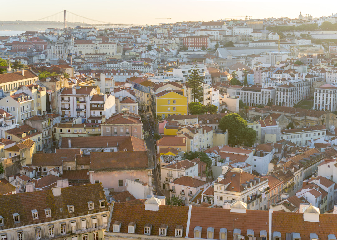 A Two Day Guide to Pretty City Lisbon
